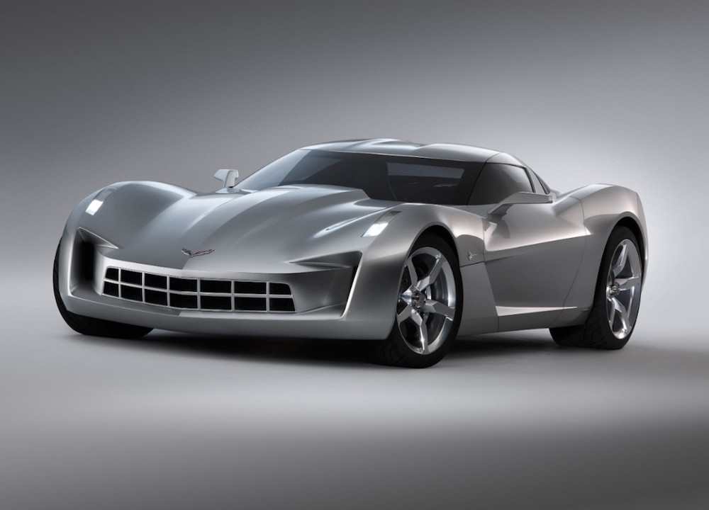 chevy corvette stingray history from concept to. Black Bedroom Furniture Sets. Home Design Ideas