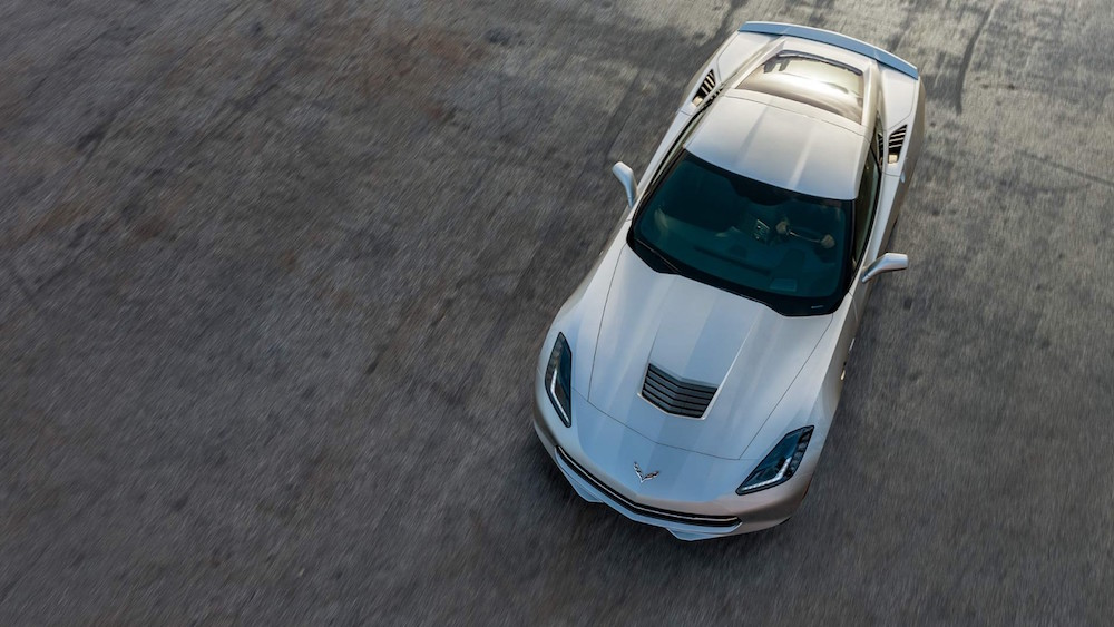 2016 Chevy Corvette Stingray