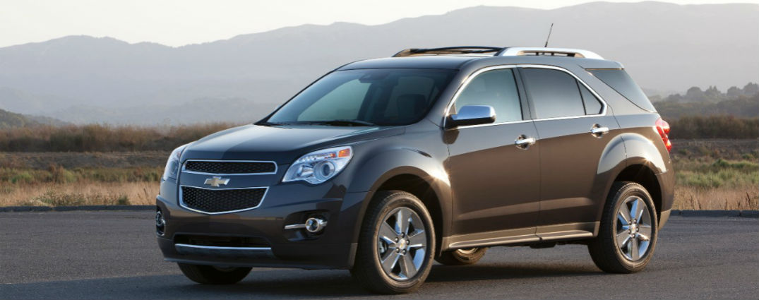 ... 2015 Chevy Equinox at McCluskey Chevrolet - McCluskey Chevrolet