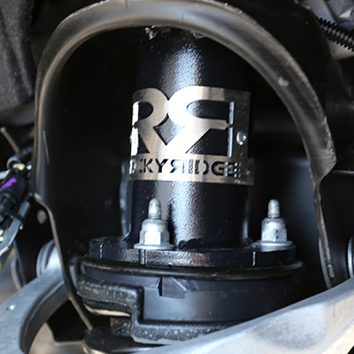 Rocky Ridge 6in Suspension Lift Kit