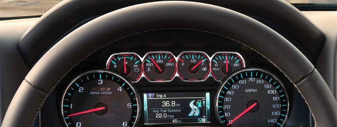 What Do Chevy Dashboard Warning Lights Mean Mccluskey Chevrolet
