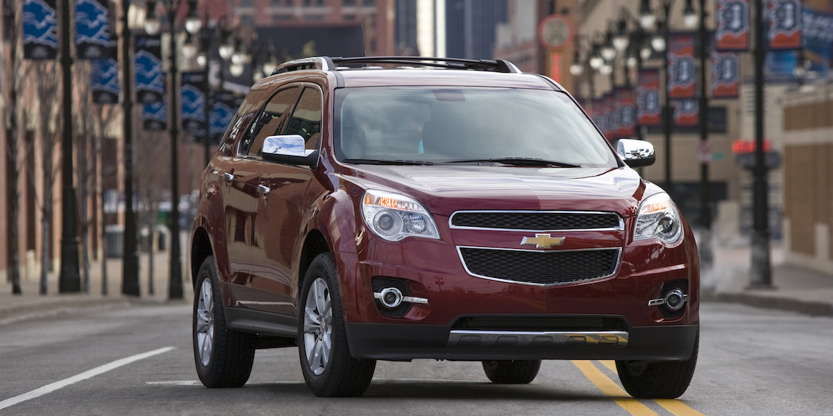 4 Of The Safest Used Cars For Young Drivers Mccluskey Chevrolet