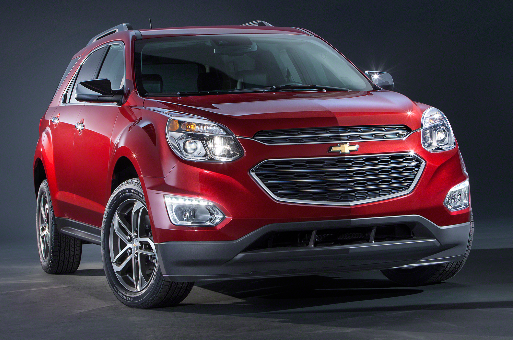 The 2016 Chevy Equinox vs 2016 GMC Terrain  McCluskey Chevrolet