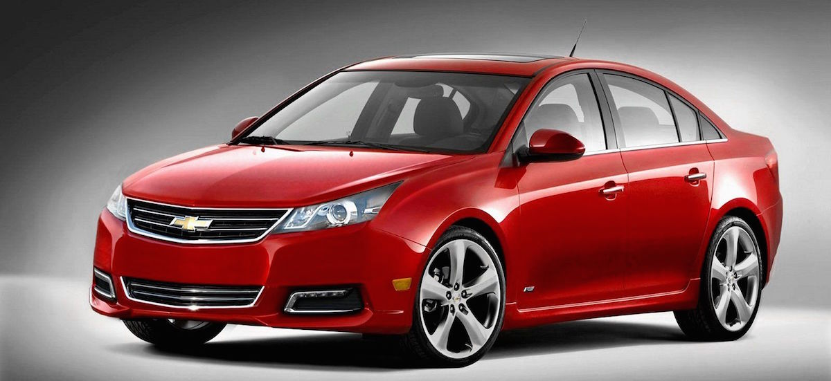 How the 2016 Chevy Cruze Compares to the Competition ...