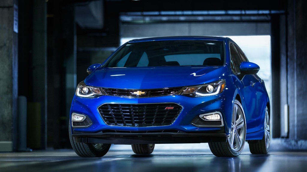 How The 2016 Chevy Cruze Compares To The Competition Mccluskey