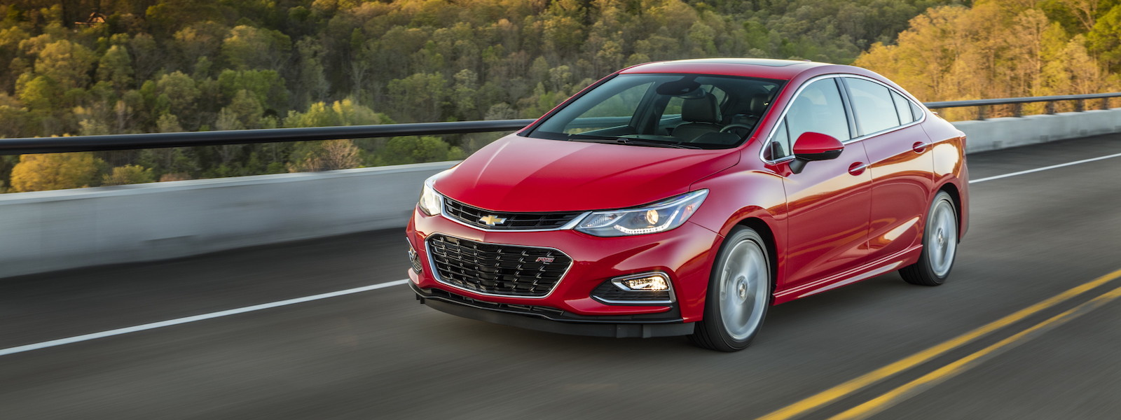 2016 Chevy Cruze Performance