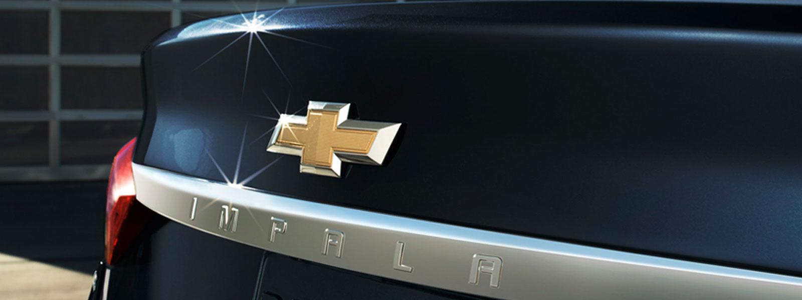2016 Chevy Impala Style