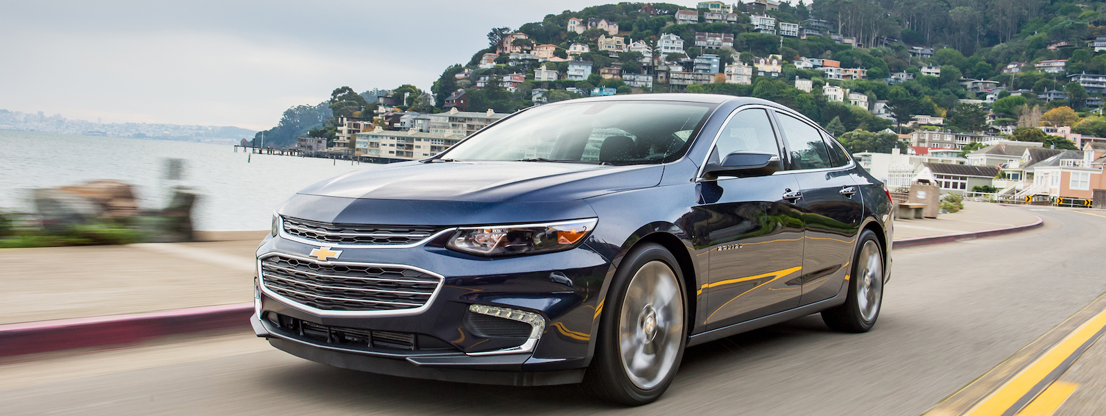 2016 Chevy Malibu Performance