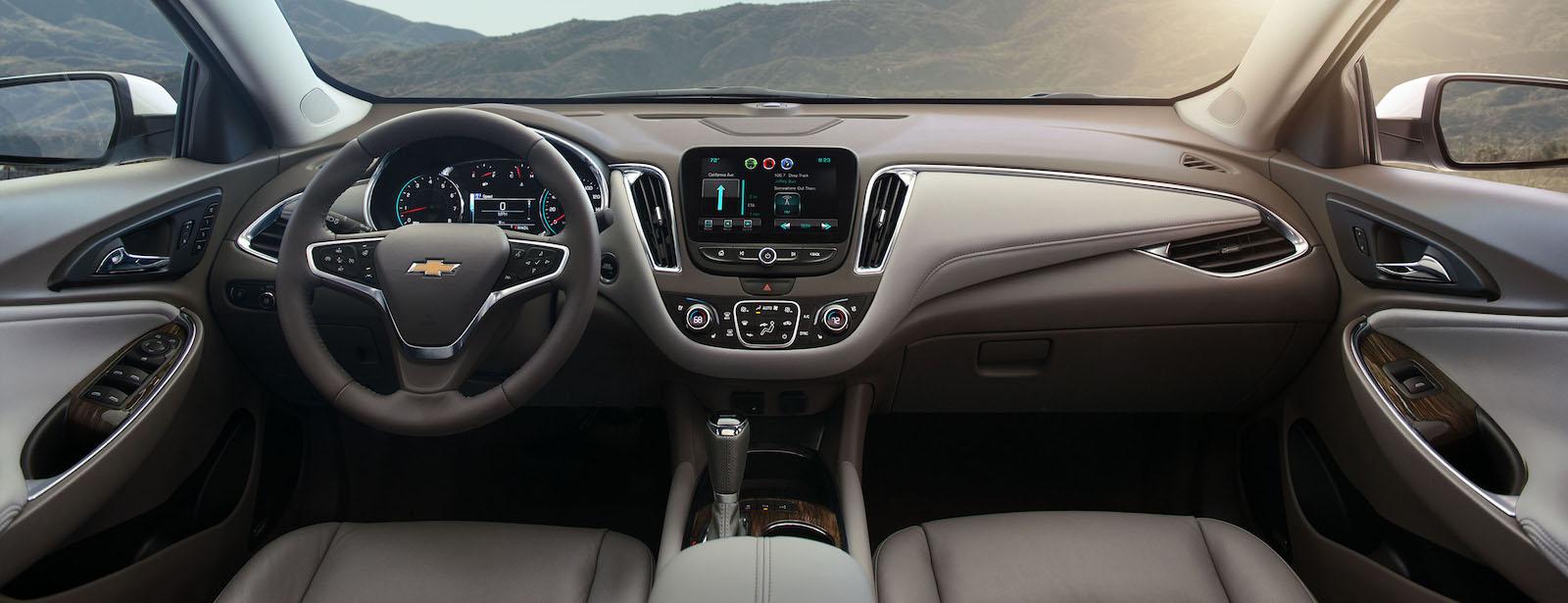 2016 Chevy Malibu Technology