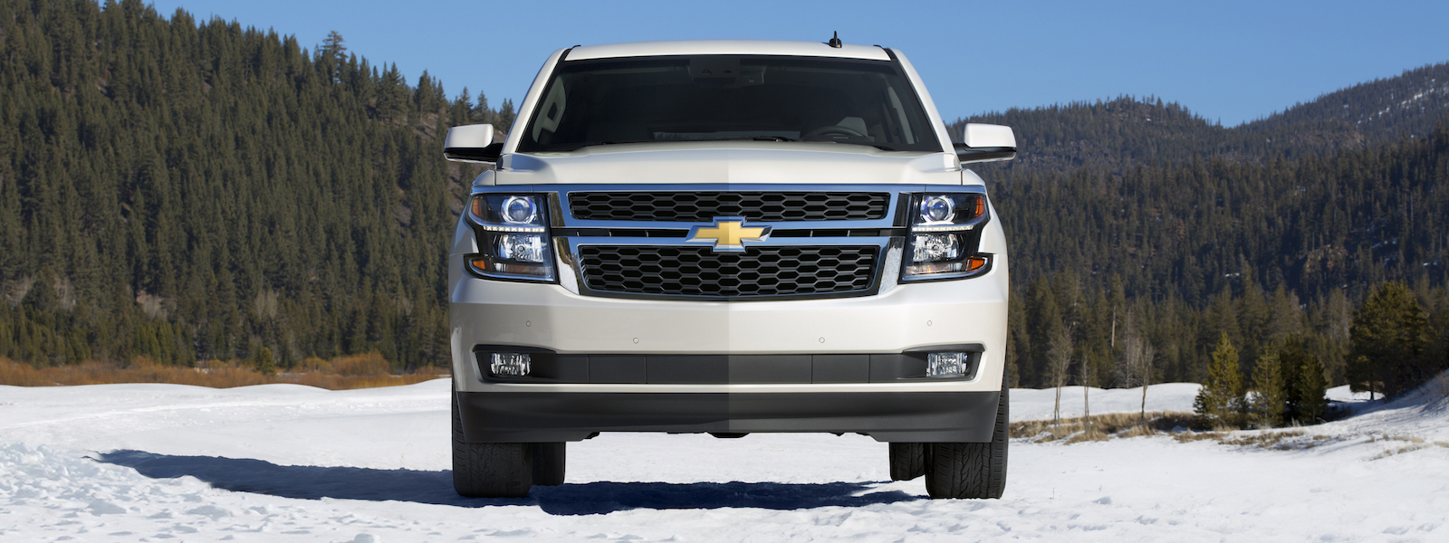 2016 Chevy Tahoe Style