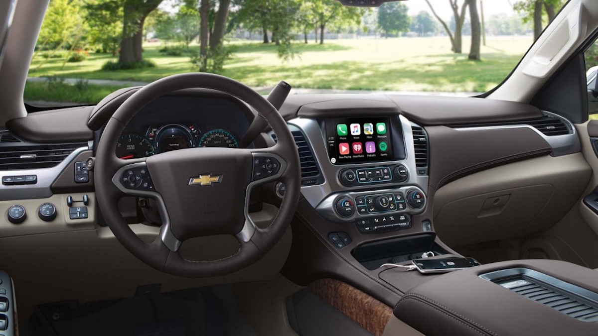 2016_Chevy_Tahoe_Technology