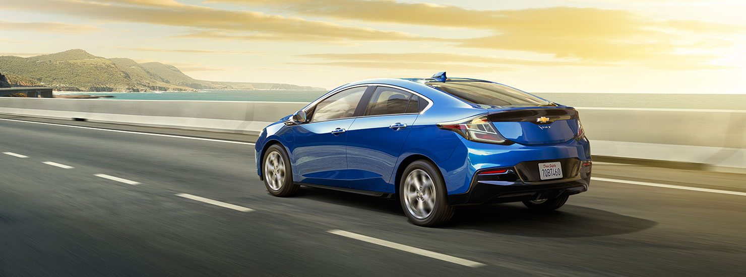 2017 Chevy Volt Design