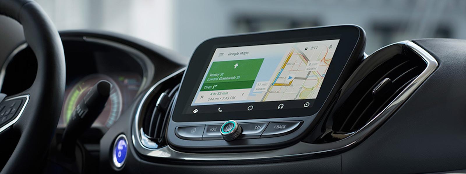 2017 Chevy Volt Technology