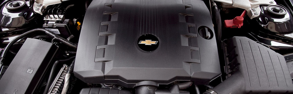 Camaro-Engine