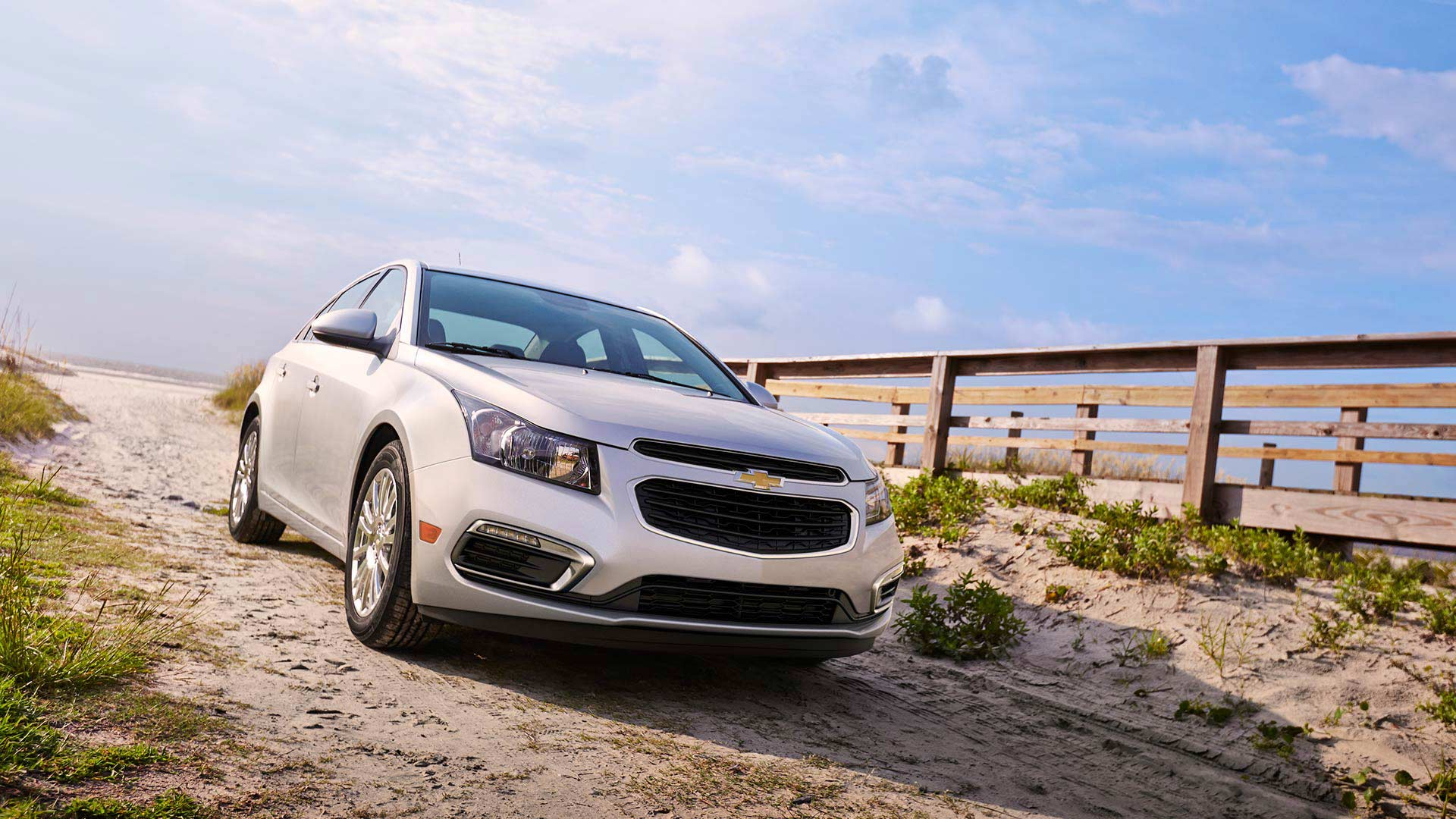 Chevy Cruze Eco Limited Beach