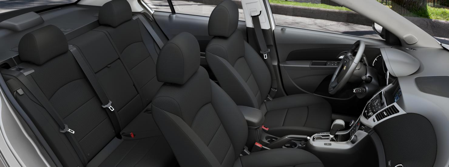 Chevy Cruze Eco Limited Interior