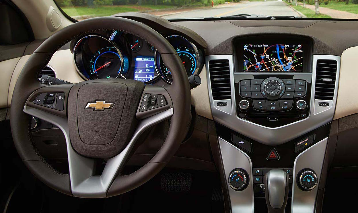 Chevy Cruze Eco Limited Tech