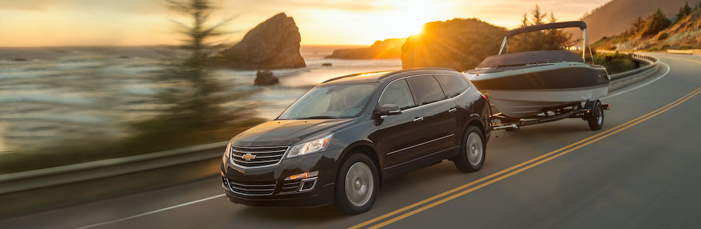 Chevy-Traverse-Performance