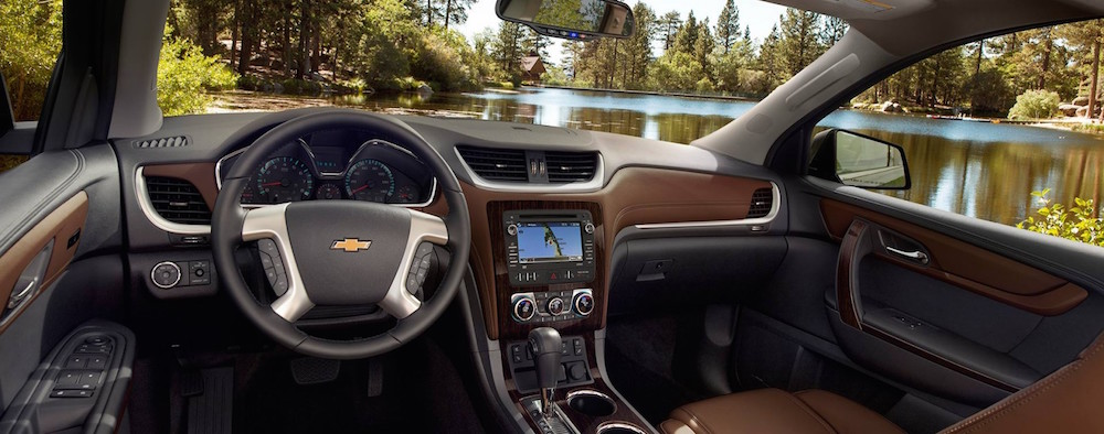 Chevy-Traverse-Technology
