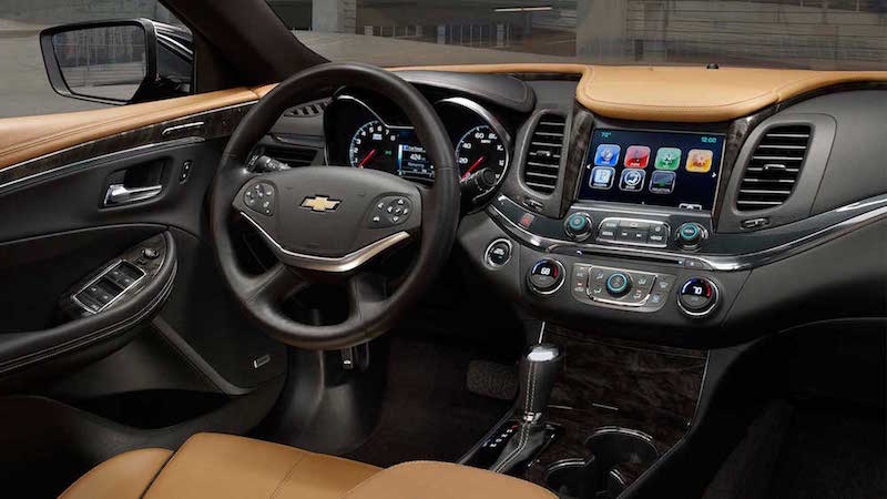 Impala_Interior