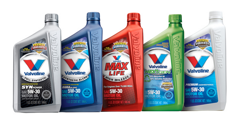 Valvoline Advanced Full Synthetic Motor Oil delivers superior engine protection by fighting the three major causes of engine stress: heat, deposits and wear. That's because it is the only leading full synthetic formulated with more durable anti-wear additives that stay in the oil longer.