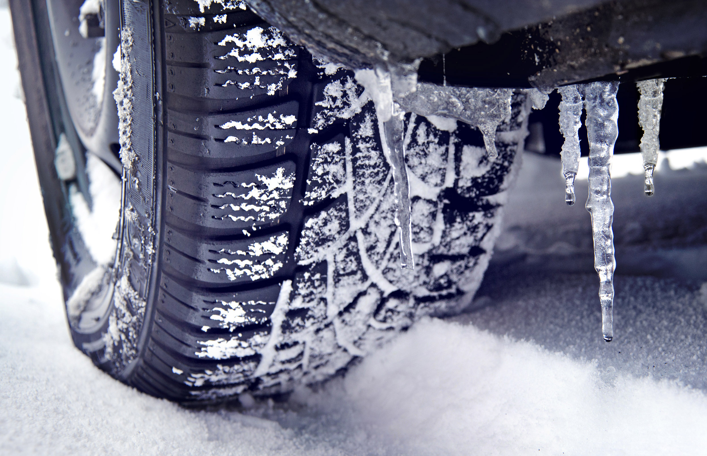 The law of winter tires. New requirements for car tires