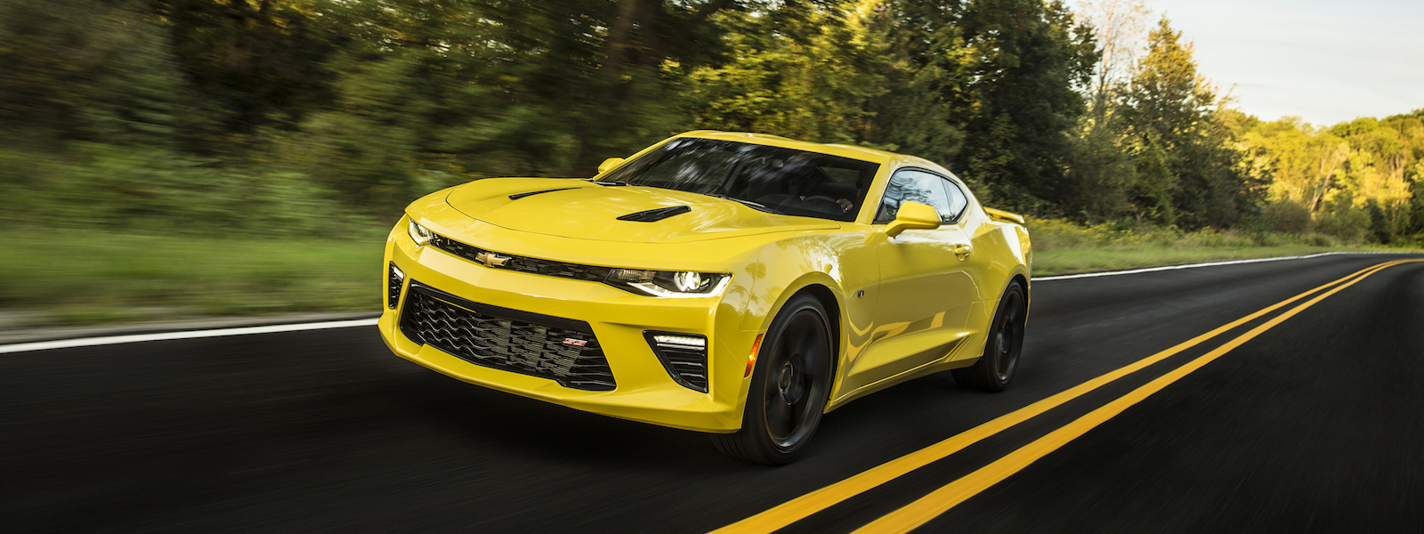 2016 Chevy Camaro Performance