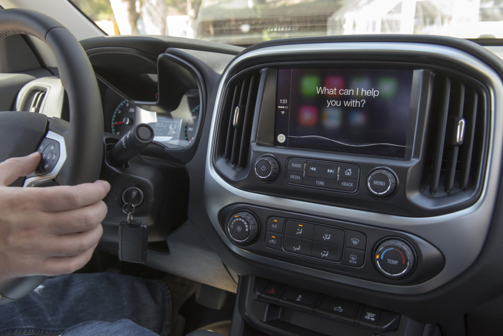 2016 Chevrolet Colorado Z71 Apple CarPlay