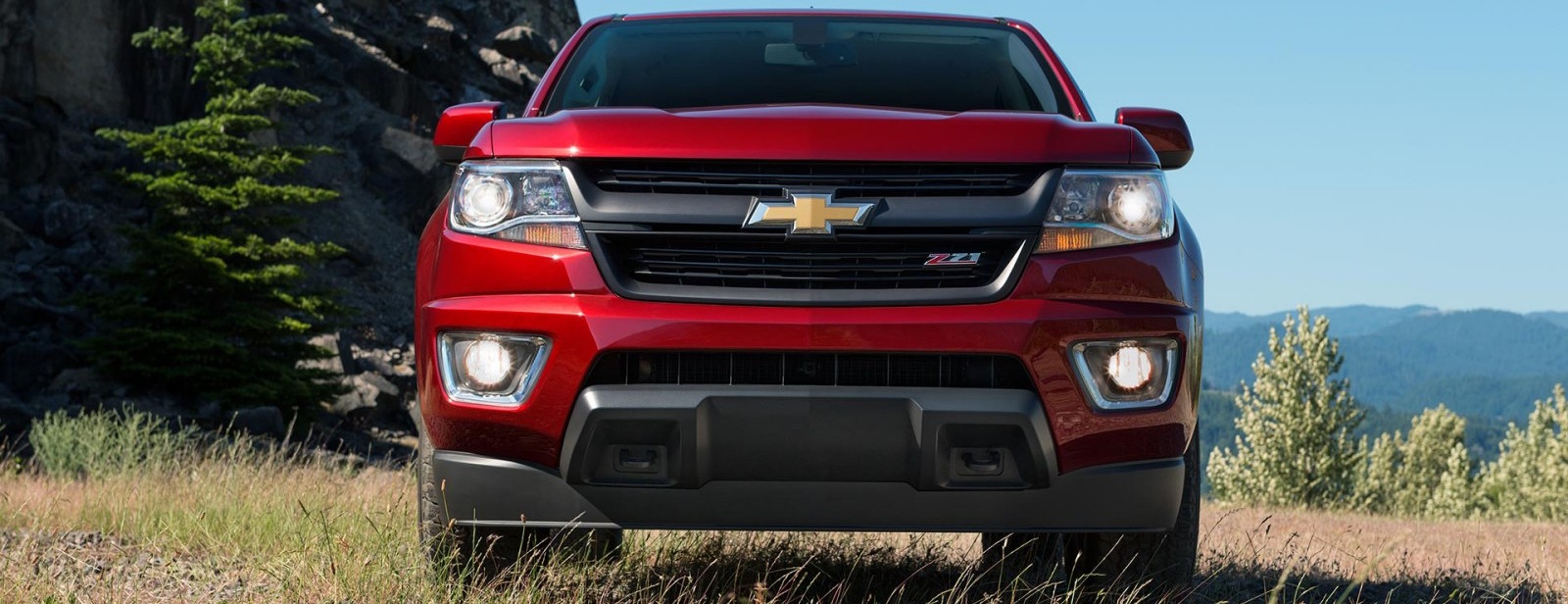 2016 Chevy Colorado Design