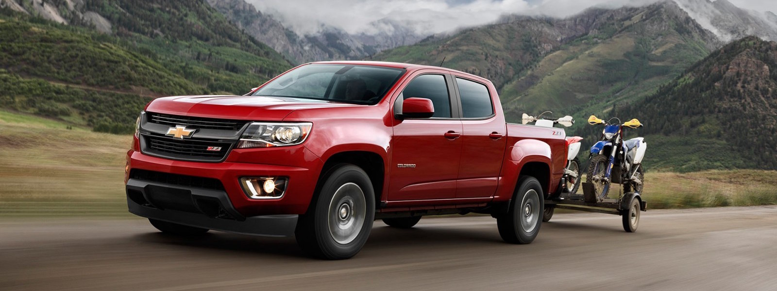 2016 Chevy Colorado Performance