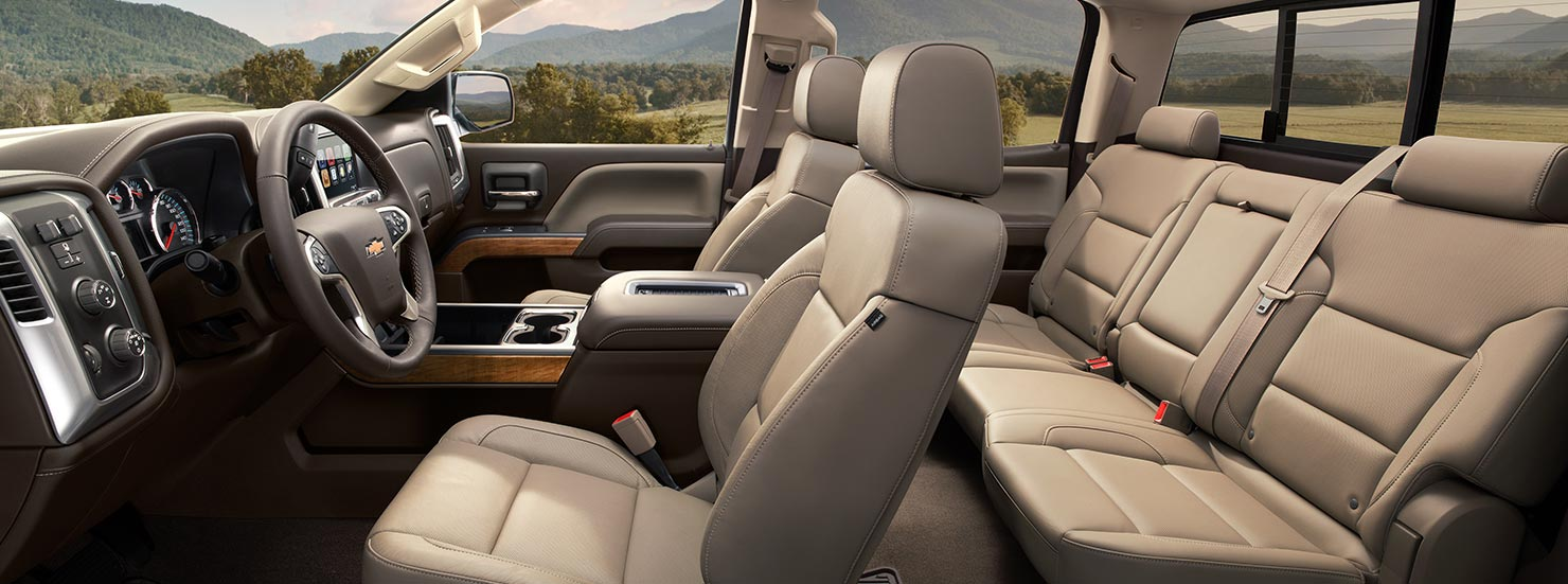 2017 Chevy Silverado Luxury