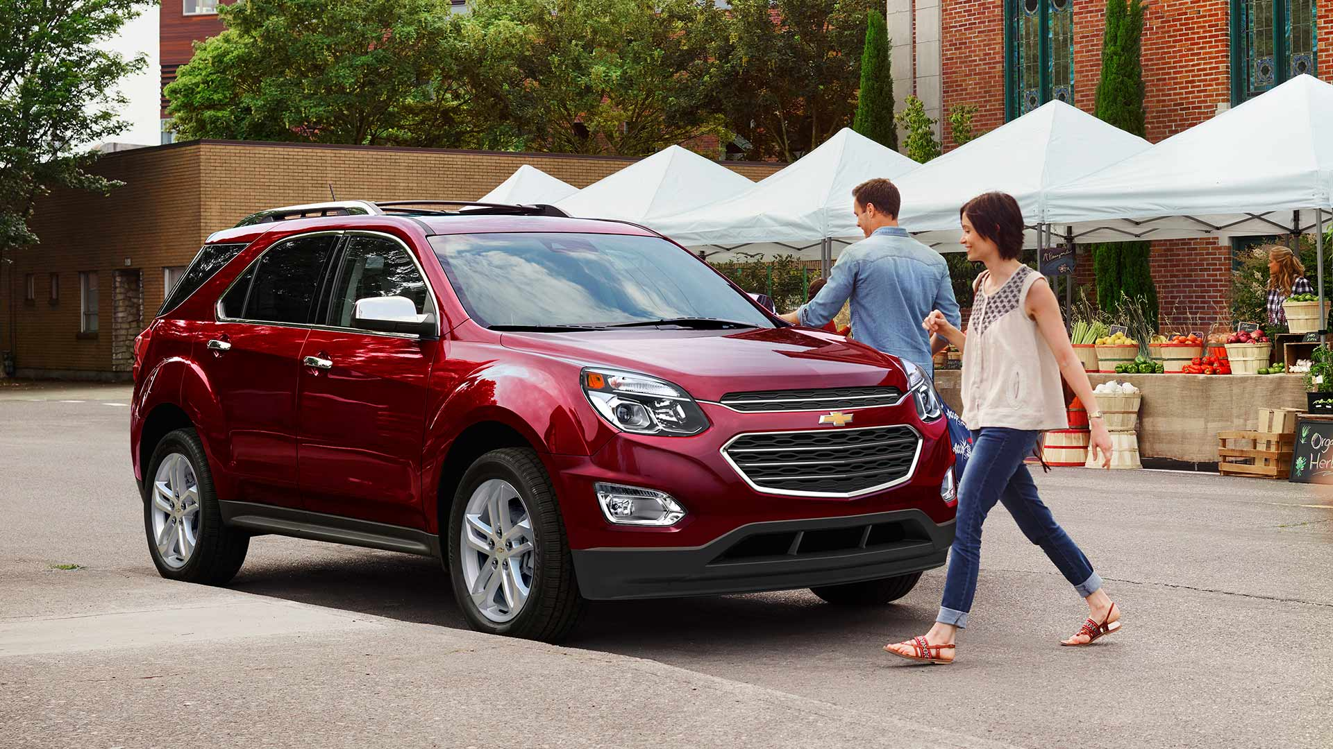 Finally an equinox redesign is in the works for 2017 mccluskey 2017 chevy equinox red sciox Choice Image