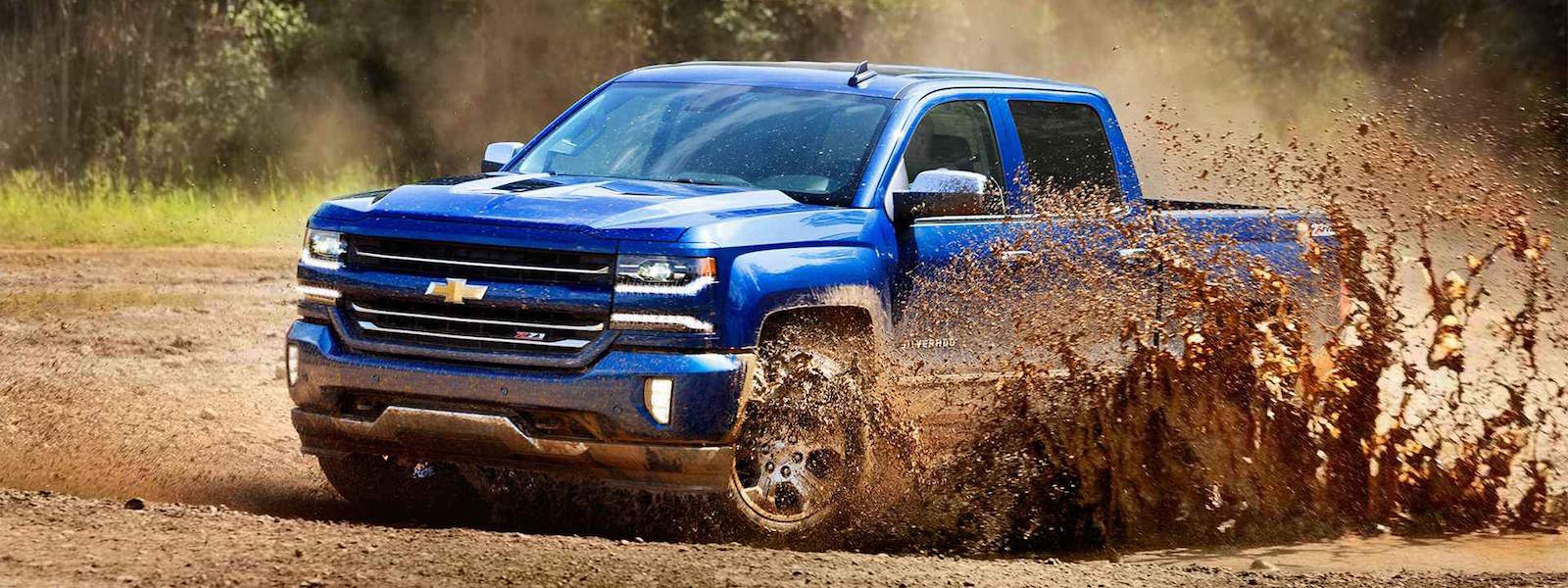 2017 Chevy Silverado Performance