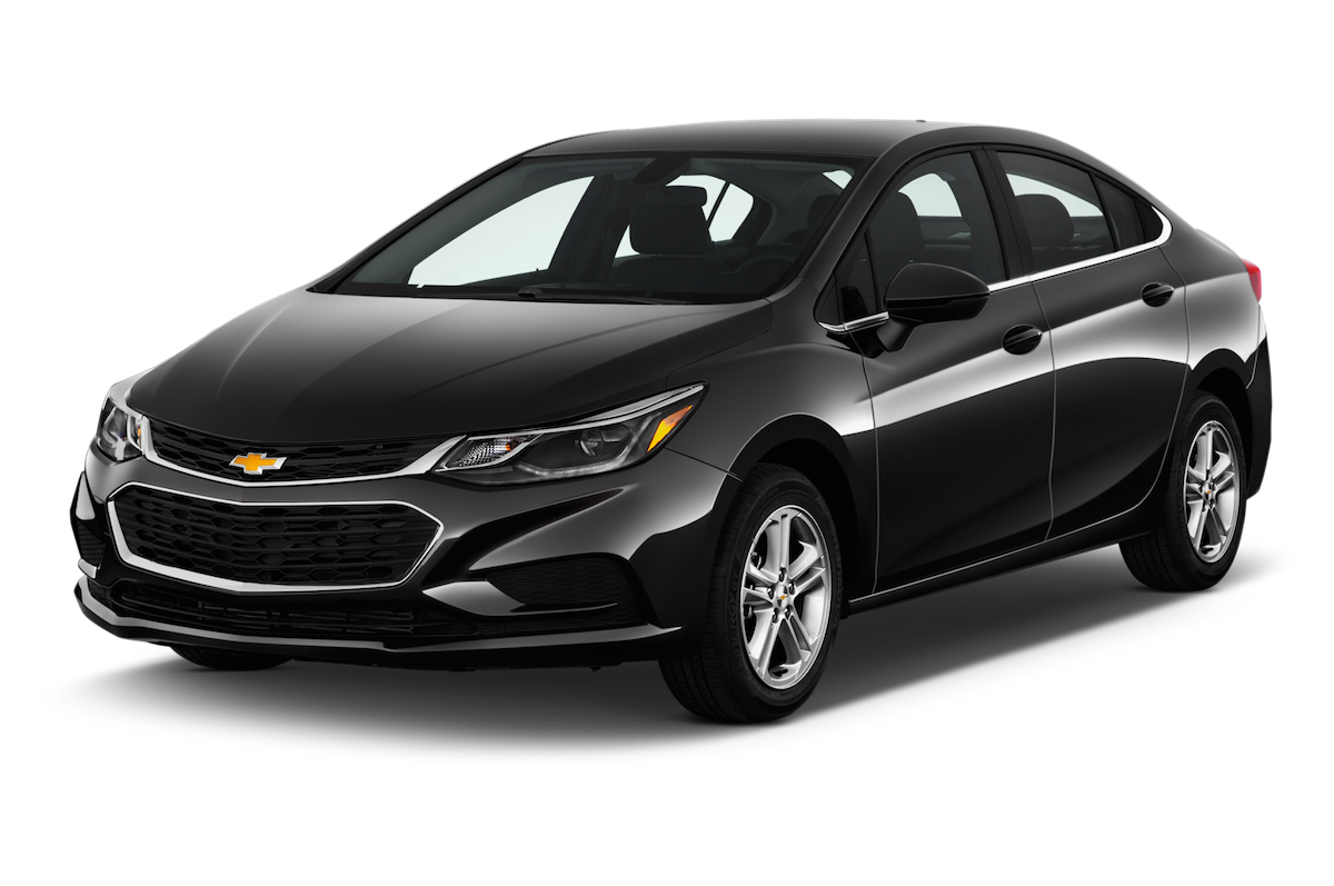 2017 Black Chevy Cruze