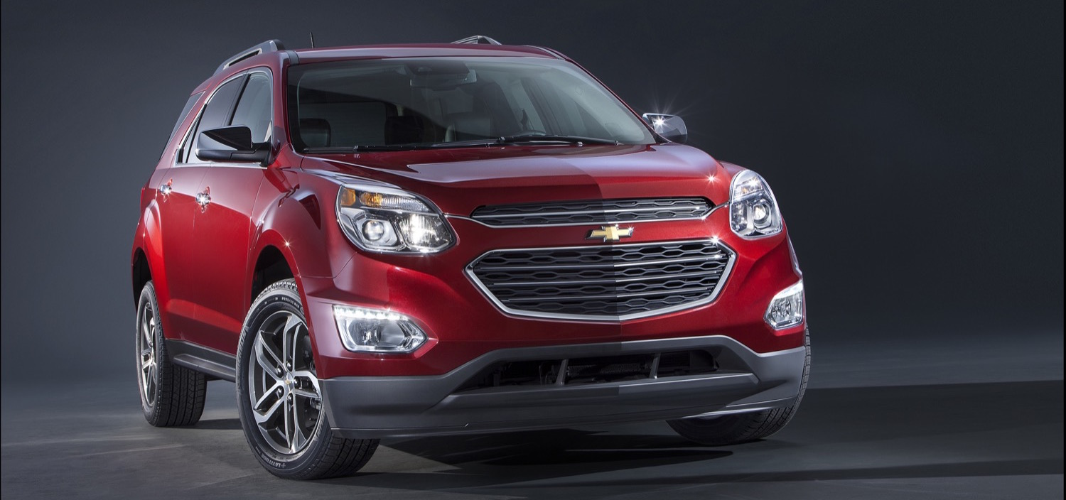 2017 Chevy Equinox Design