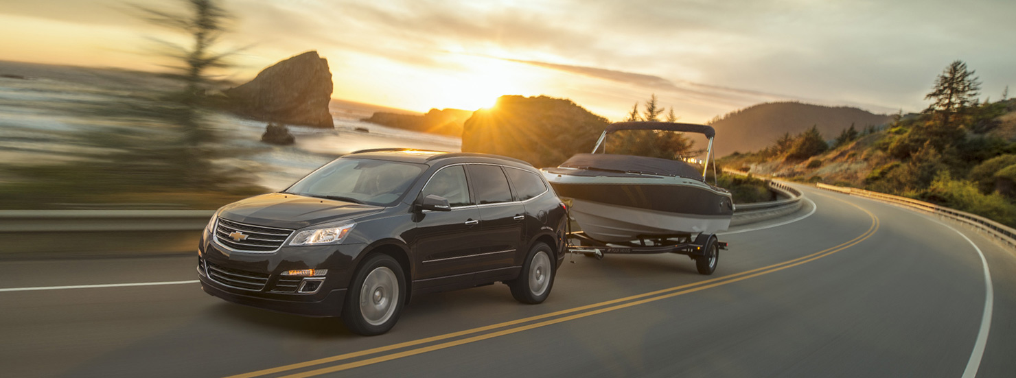 2017 Chevy Traverse Performance