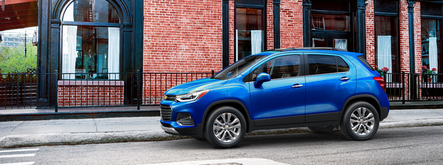 2017 Chevy Trax Design