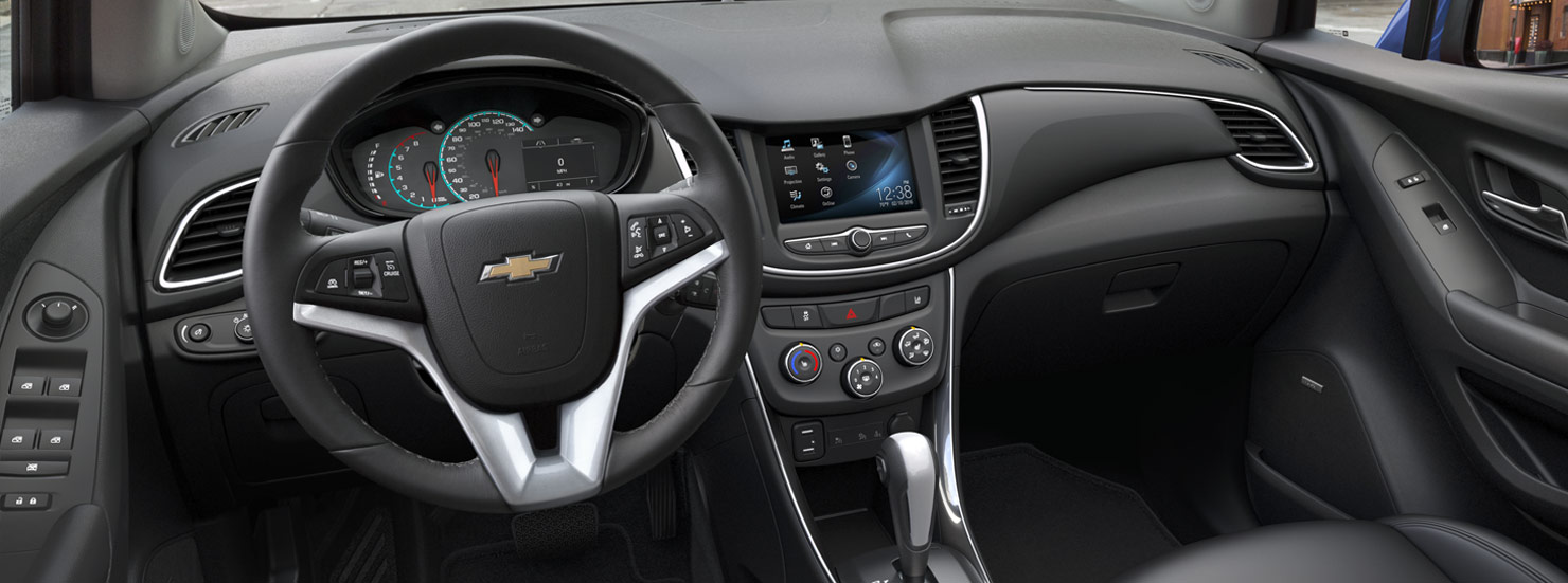 2017 Chevy Trax Tech