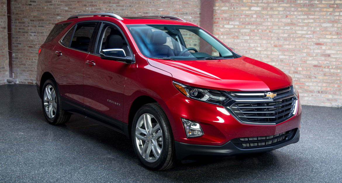 2018 Chevy Equinox Safety