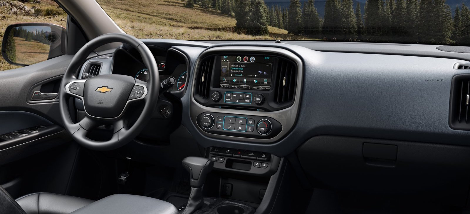 2017 Chevy Colorado Technology