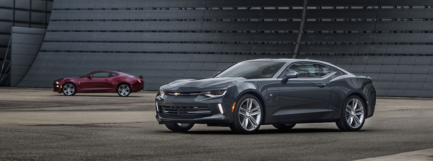 2017 Chevy Camaro Design