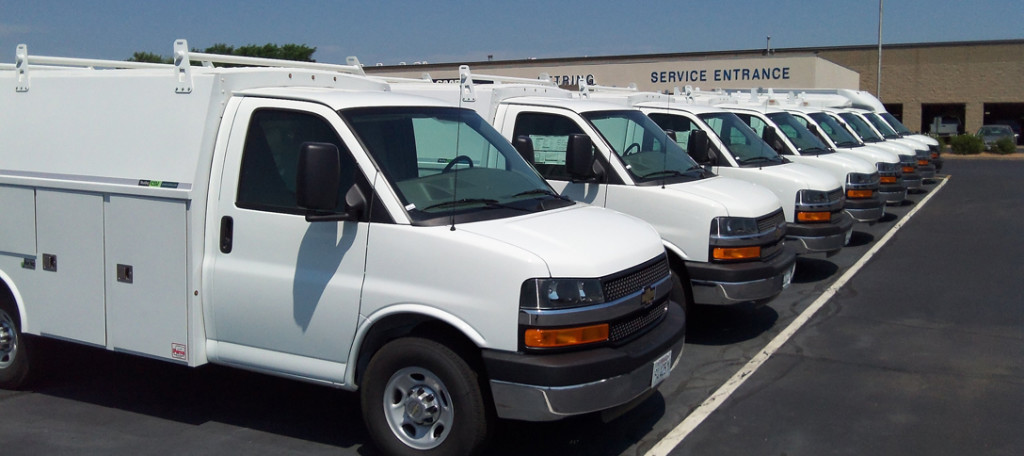 commercial chevy fleet