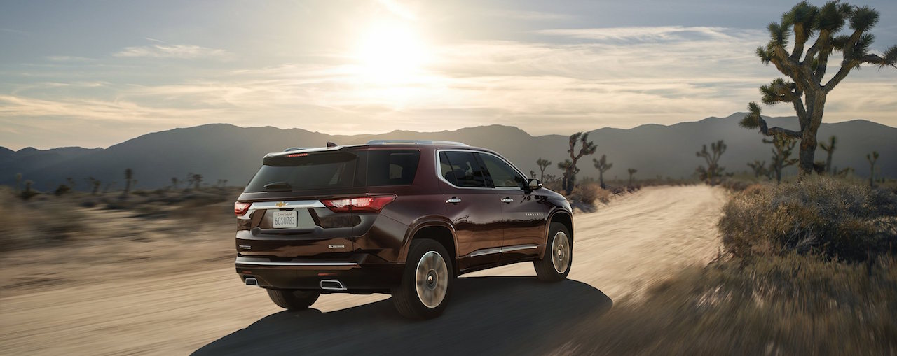 2018 Chevy Traverse Performance