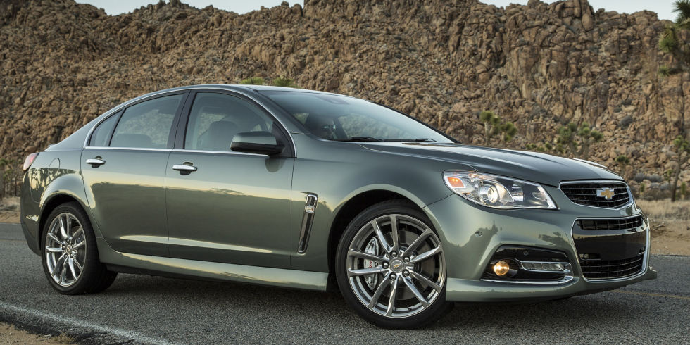 Saying Goodbye To The Chevy Ss A Look Back At This Iconic Car