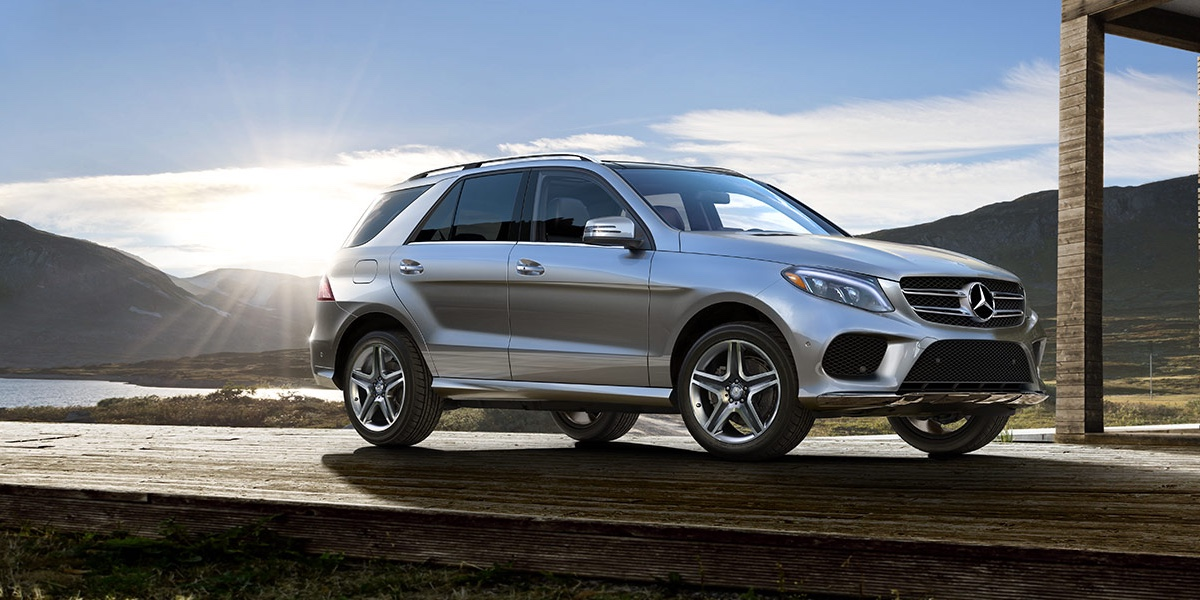 Demand Nothing Less Than The 2017 Mercedes Benz Gle