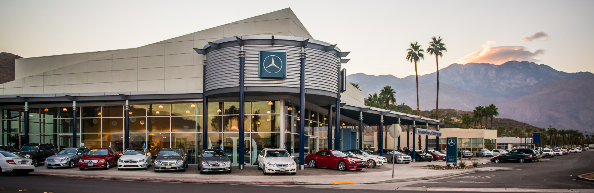 luxury auto dealer la quinta mercedes benz of palm springs