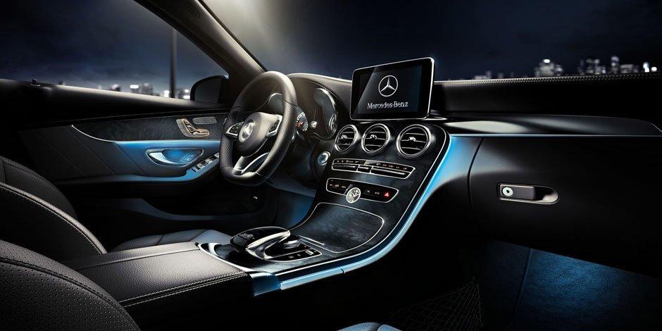 c-class interior
