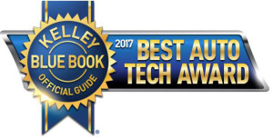 MY17 E-Class - KBB Auto Tech Award