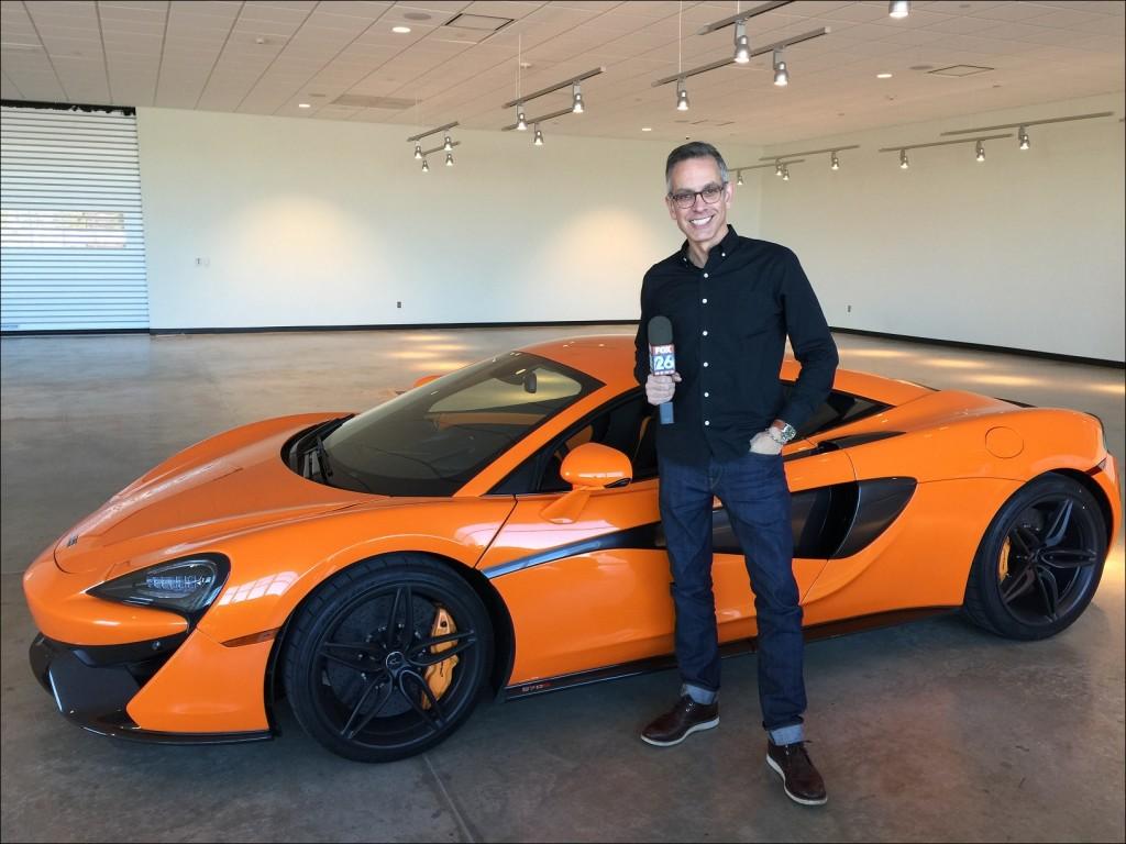 McLaren Houston