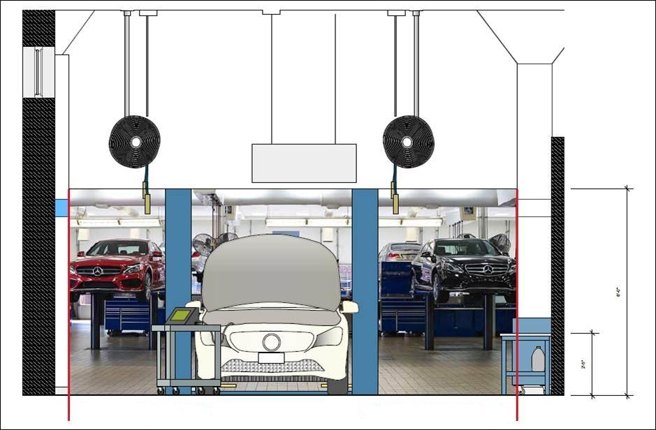 precision center rendering